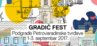 Press Conference about the Gradić Fest Concept and Programmes of All Partner Organizations