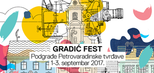 A fascinating program at the Gradić Fest